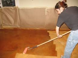 Stain Concrete Patio Yourself 161 Best Stained Concrete Images On Pinterest Concrete Floors