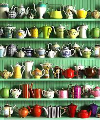 kitchen collectables store creative tips for displaying collections with style