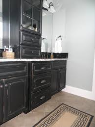 Distressed Kitchen Cabinets Kitchen Island All White Kitchen Cabinets Vintage Onyx Distressed