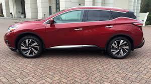 nissan murano under 5000 2016 nissan murano platinum awd test drive review
