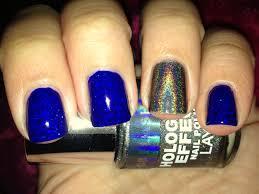trendy finger ring wearing creative nail art designs