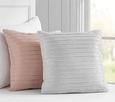 Pottery Barn Decorative Pillows Remy Belgian Flax Linen Decorative Shams Pottery Barn Kids