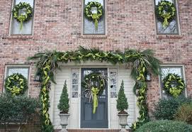 window wreaths deck the halls tobi fairley