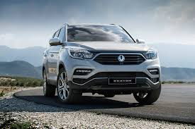 mazda modellen 2016 new 2017 ssangyong rexton suv pictures and official details