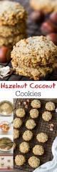 hazelnut coconut cookies sweet u0026 savory by shinee