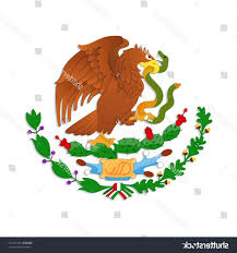 Mecican Flag Best 15 Stock Vector Eagle Symbol Of The Mexican Flag Cdr Vector