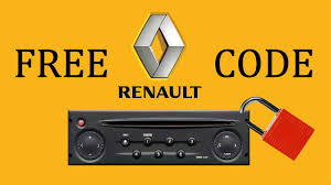 renault radio code do it yourself youtube