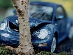 the crashed car scary story scary website