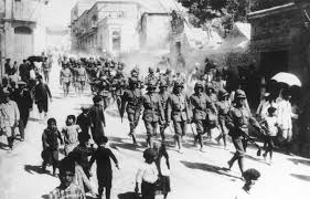Ottoman Empire World War 1 War And Social Upheaval World War I Other Caigns Middle East
