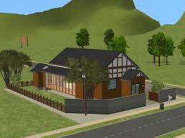 mod the sims japanese style house 6