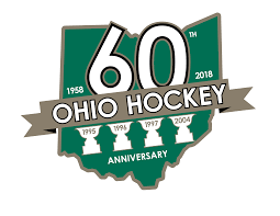 bentley university athletics logo ohio calendar of university events ohio hockey vs pitt 60th