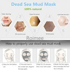 Face Acne Map Amazon Com Roimee Beauty 100 Natural Dead Sea Mud Mask For