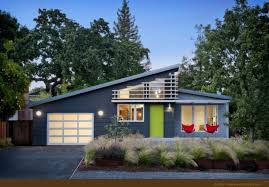 modern color of the house dark grey and soft grey color combination for modern house