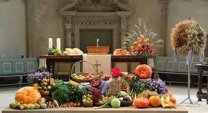 what is erntedankfest is it german thanksgiving