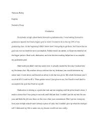 narrative example essay 21 example of a personal essay narrative