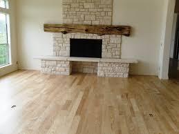 solid random width ash flooring picture post contractor