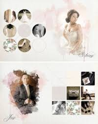 8x10 album 8x10 wedding album layout justmarried bjandshayne weddinglayout