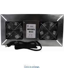 radon ventilation fan for crawlspace