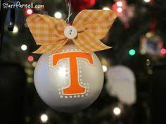 Of Tennessee Ornaments Tennessee Vols Handmade Glass Ornament By Scrapsandflowers On Etsy