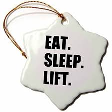 ornaments weight lifting