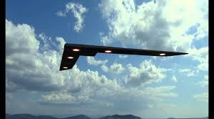 triangle ufo sighted over sedona arizona youtube