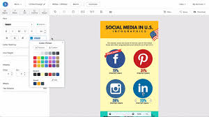 free infographic maker with templates snappa