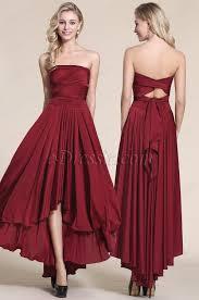 edressit convertible high low bridesmaid dress prom dress 07154617