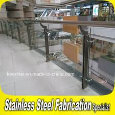 Stainless Steel Handrails For Stairs China Indoor Stair Balcony Stainless Steel Handrail For Shopping