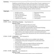 Software Testing Resume Samples For Freshers by Comely Software Engineer Resume Example Software Developer Resume