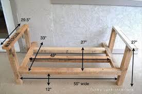 Outdoor Wood Sofa Plans Diy Sofa Chair Brokeasshome Com