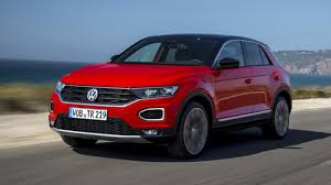 volkswagen t roc review top gear
