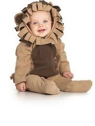 Giant Baby Halloween Costume Baby Halloween Costume Lion 26 64 Cuddly Plush Lion