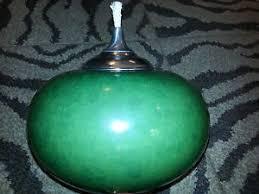 Decorative OIL LAMP Ceramic OIL TABLE LAMP Outdoor Indoor