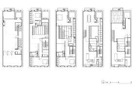 modern townhouse plans townhouse plans modern house