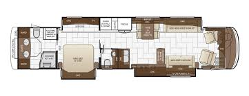 Floorplan Com by London Aire Floor Plan Options Newmar