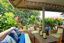 Veranda Interior Design by Outdoor Living Tropical Veranda Los Angeles By Natalie