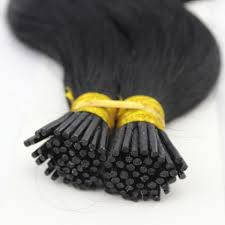 i tip hair extensions black i tip human hair extension
