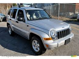 silver jeep liberty 2012 2005 jeep liberty crd limited 4x4 in bright silver metallic