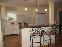 iron kitchen island top 63 commonplace light kitchen island pendant clear glass modern
