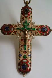pectoral crosses for sale pectoral cross faberge circa 1899 1908 for sale antiques