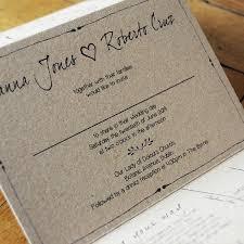 woodland story wedding invitation set by feel good wedding