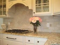 Kitchen Backsplash Travertine Travertine Kitchen Backsplash Kitchen Design