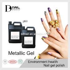 2016 new mirror effect powder gel nail polish matel top coat glue
