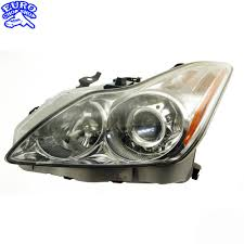 Porsche Cayenne Xenon Retrofit - broken for retrofit parts front left headlight xenon hid infiniti