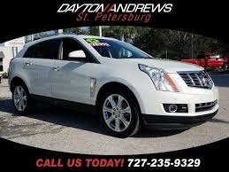 2014 cadillac srx 2014 cadillac srx performance collection st petersburg fl