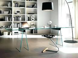 Office Desks On Sale Glass Office Desks Glass Office Desk Image Of Modern Glass Office