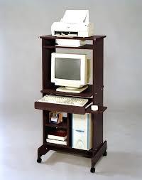 Slim Computer Desk Slim Computer Desk Cosmeticdentistone Info