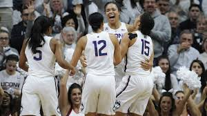 uconn women win historic 100th game in a row the two way npr