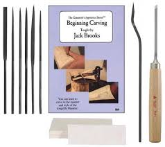 Wood Carving For Beginners Kit by 5 Piece Wood Carving Starter Kit Track Of The Wolf