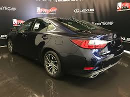 is lexus es 350 rear wheel drive new 2017 lexus es 350 touring package 4 door car in edmonton